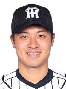 坂本誠志郎選手(阪神)
