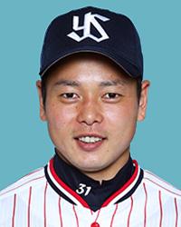 山崎晃太朗選手(ヤクルト)