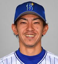 田中健二朗投手