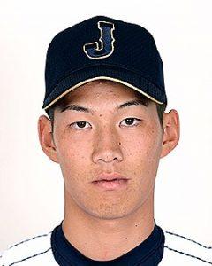 京田陽太選手(日本大学)2