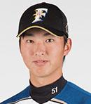 石川直也投手(日本ハム)