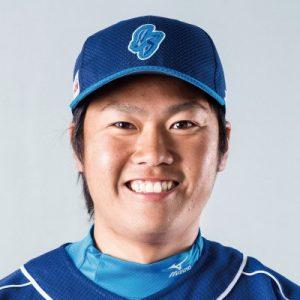 福永春吾投手(徳島インディゴソックス)2