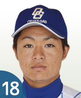 酒居知史投手(大阪ガス)2