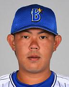 山口俊投手(横浜)