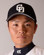 溝脇隼人選手(中日)2
